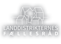 Landdistrikternes Fællesråd logo